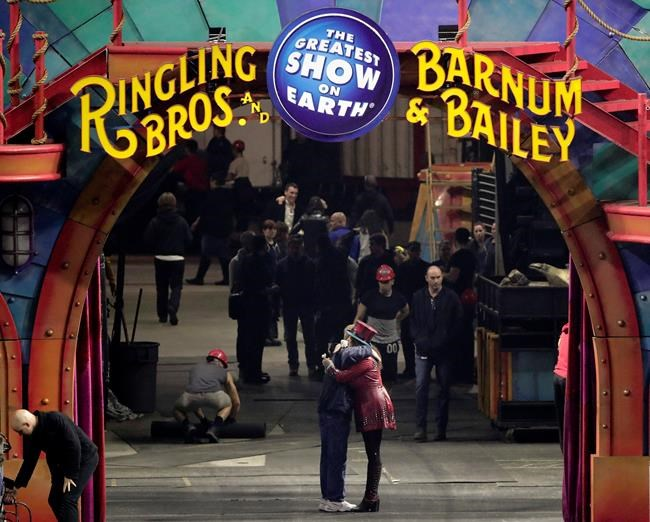 After 146 years, The Circus Leaves Town