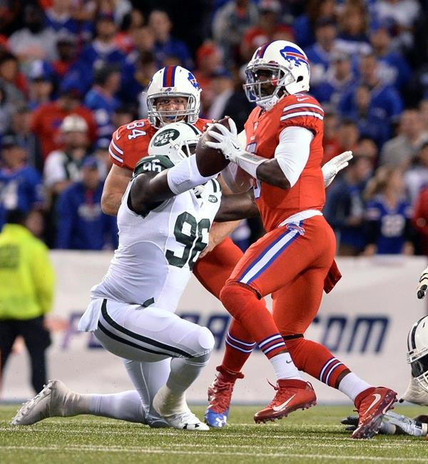 Jets Top Bills; 37 - 31