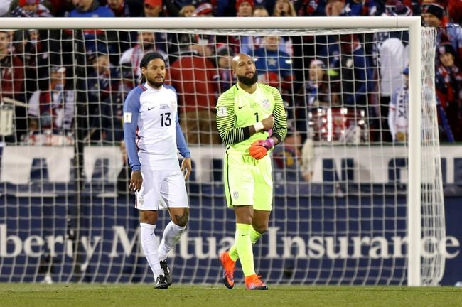 After loss to Mexico, US heads to Costa Rica