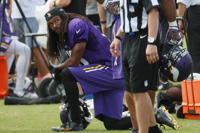 Newman out for Vikings game on Friday, Kalil too?