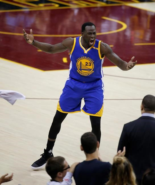 Draymond Green: 'Ain't no tech gonna stop me from being me'