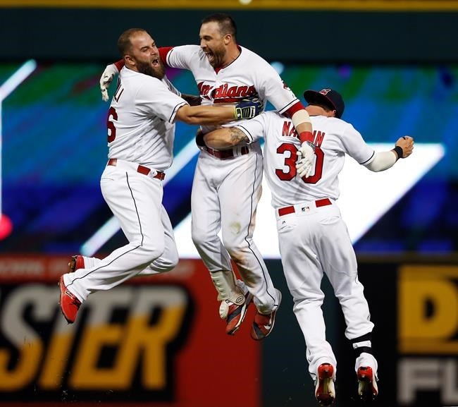Kipnis' single in 10th gives Indians 1-0 win over Twins