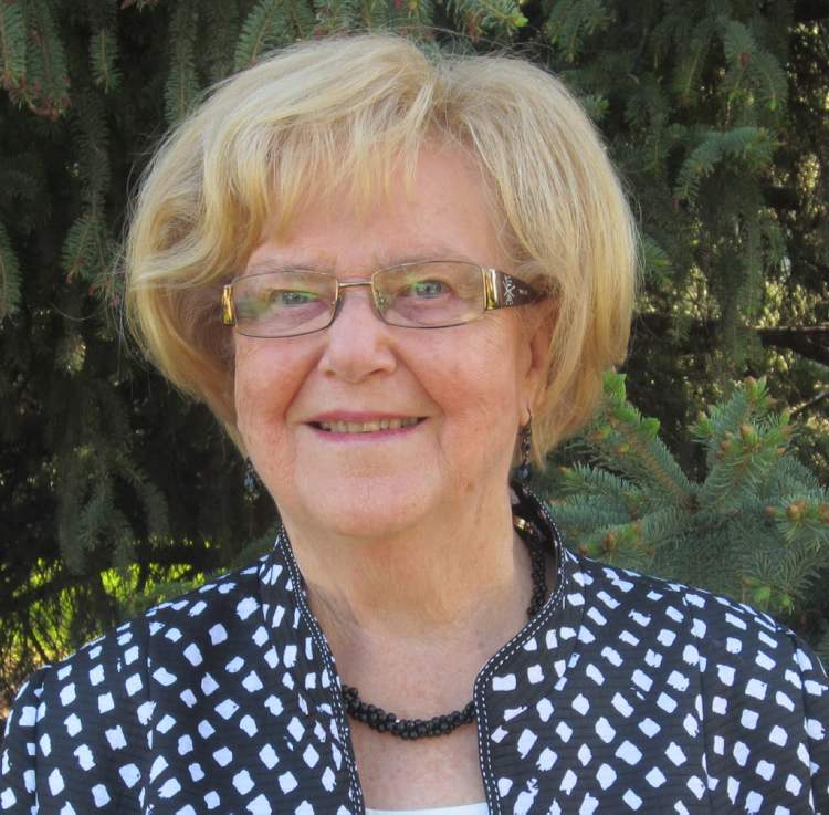 Olga Fuga has made an outstanding contribution to both her Winnipeg and Ukrainian-Canadian communities through her extensive public and volunteer service. (submitted photo)