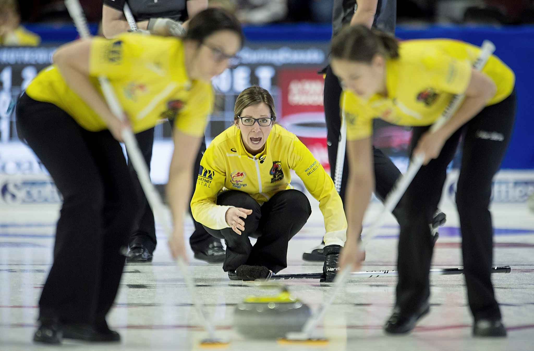 Northern Ontario's Krista McCarville made the Scotties semifinal in her last two visits.