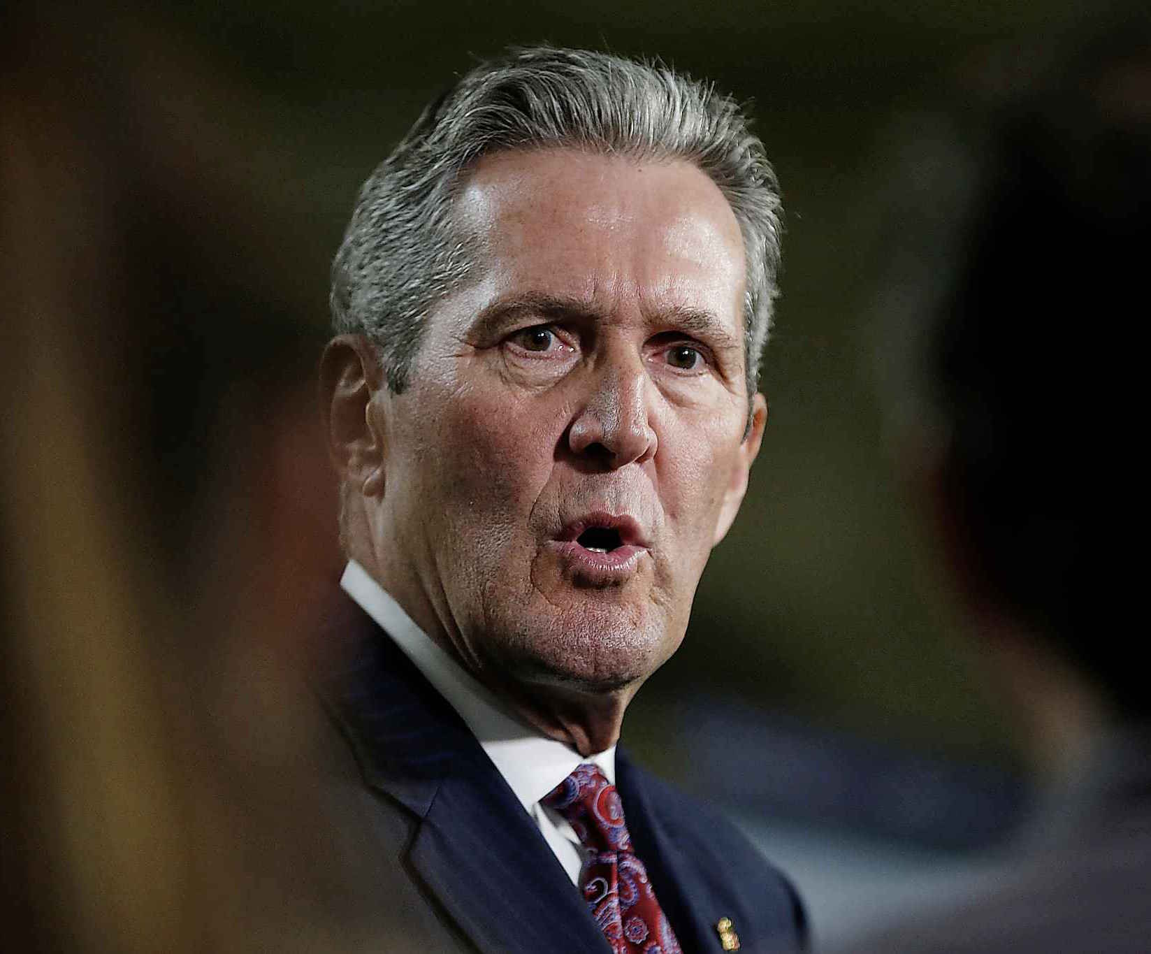 Premier Brian Pallister has denied the government has issued any directives to MPI on the issue of online sales.
