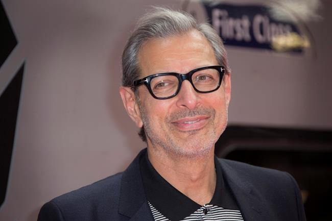 Jeff Goldblum cast in 'Jurassic World' sequel