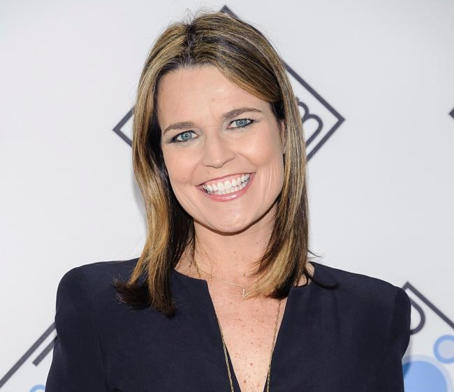 Savannah Guthrie Gives Birth to Second Child - Son Charley!