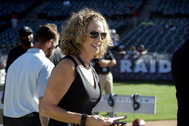 Mowins to be first woman to call National Football League game since 1987