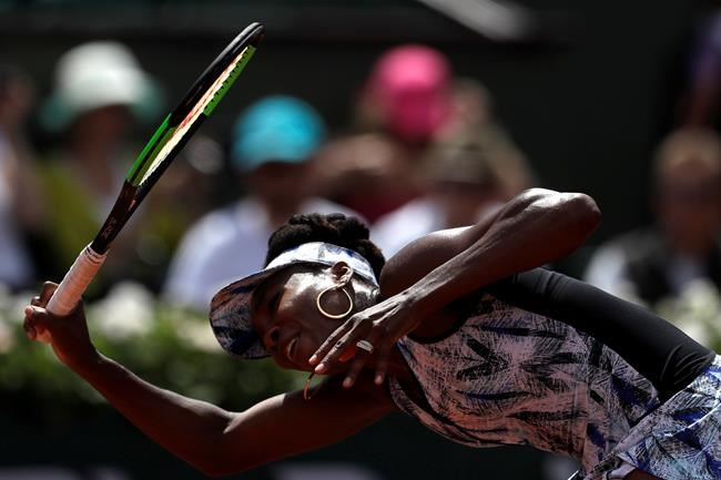 Venus Williams Hints at the Sex of Serena's Baby