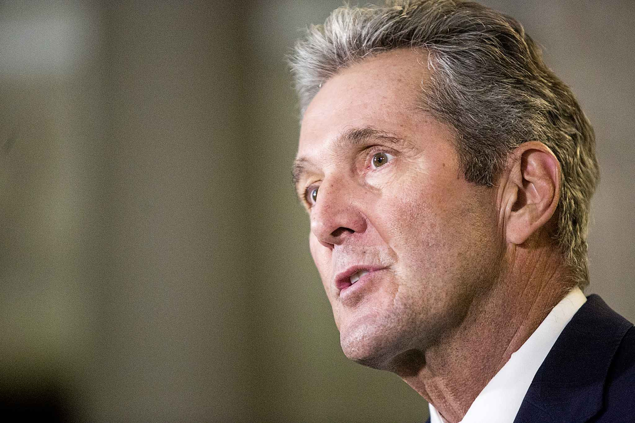 Manitoba Premier Brian Pallister's Tory government accounced it will underspend its health budget by nearly a quarter of a billion dollars this year.