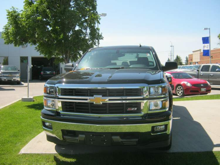 The newly revamped Chevrolet Silverado pickup has hit dealer showrooms.