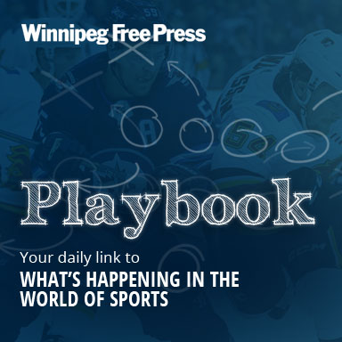 Playbook - News from the world of sports, sent to you every weekday.