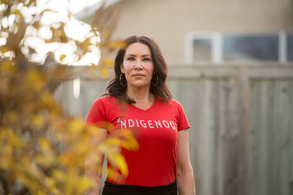 Kimberly Levasseur Puhach, volunteer chair person of the Mayors Indigenous Advisory Circle.