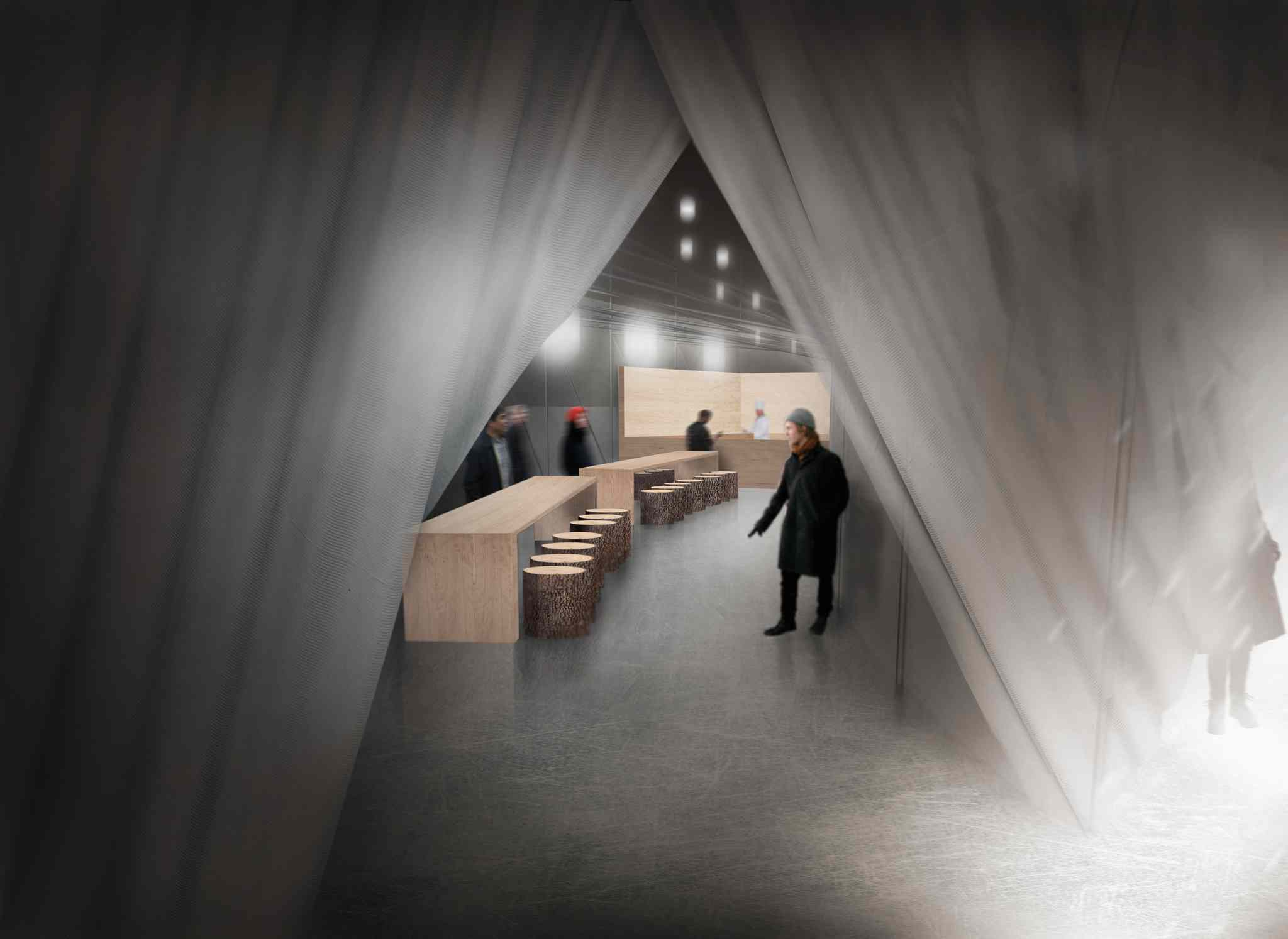Frame, by RAW:almond Design Winners Et Cetera Projects, from Manitoba, Canada