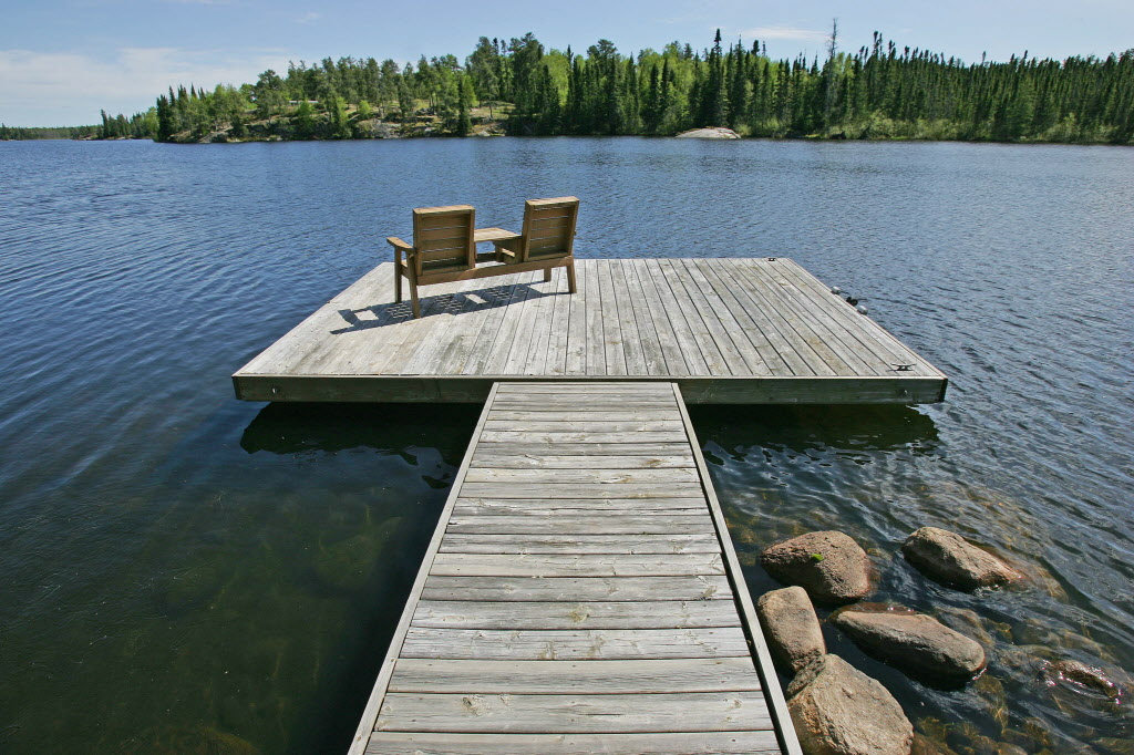 The average service fee increase for cottagers in provincial parks last year was $247.