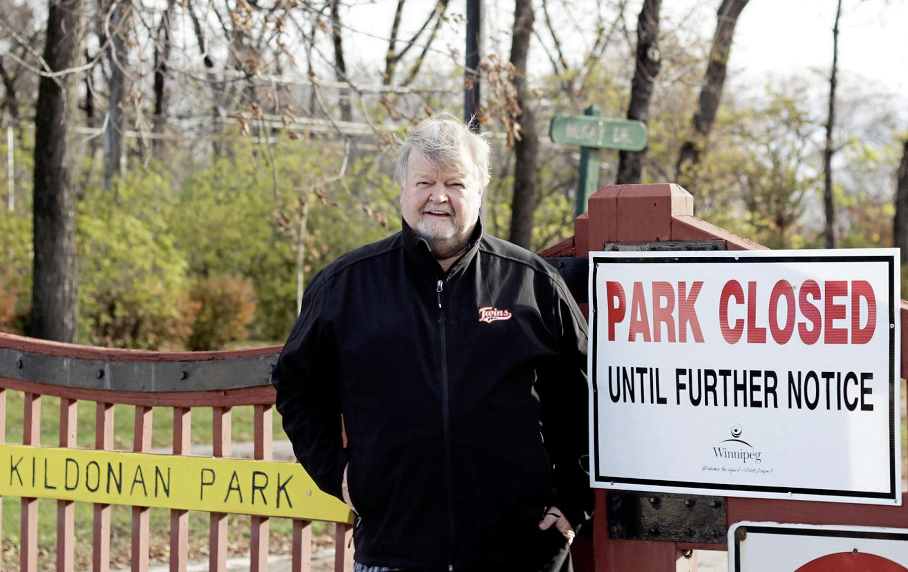 Doug Stephen is the president of WOW Hospitality Concepts, which owns Prairie's Edge restaurant in Kildonan Park. He said the business faces permanent closure if the park isn't re-opened soon.
