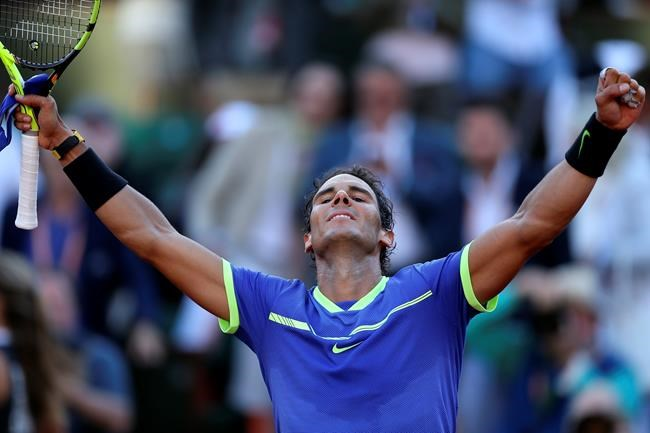 Nadal's no good with numbers? He seeks No. 10 at French Open
