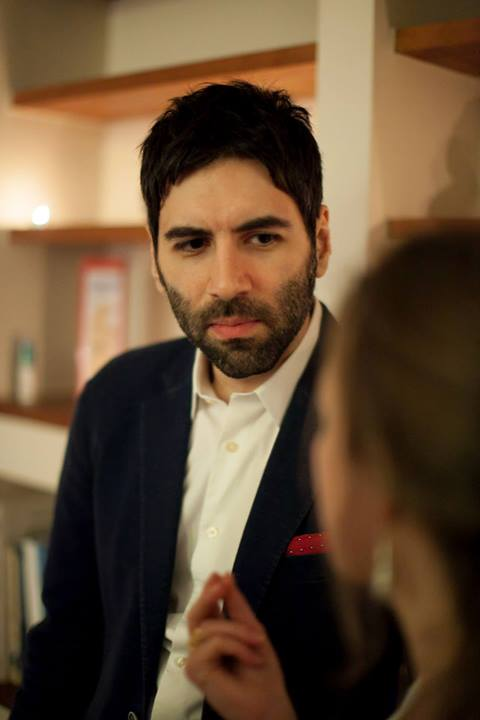 Daryush Valizadeh, who is also known as Roosh V. (www.rooshv.com)