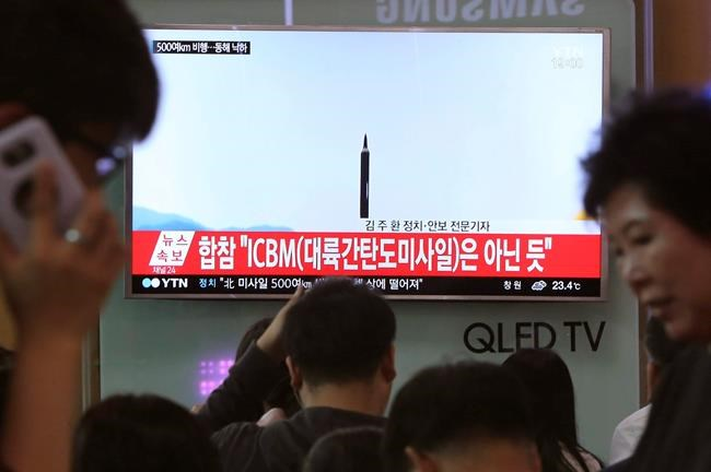 Seoul says NKorean object that drew fire was likely balloon