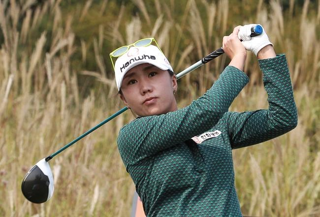 Bogey barrage brings Lydia Ko crashing back down in Incheon