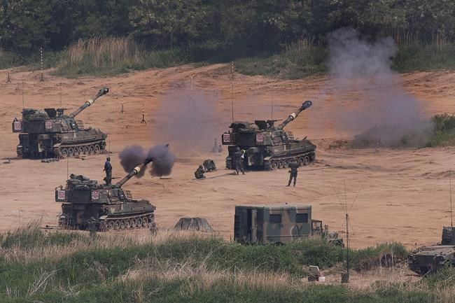 Korea Fires Shots at NK When Mystery Object Crosses Border
