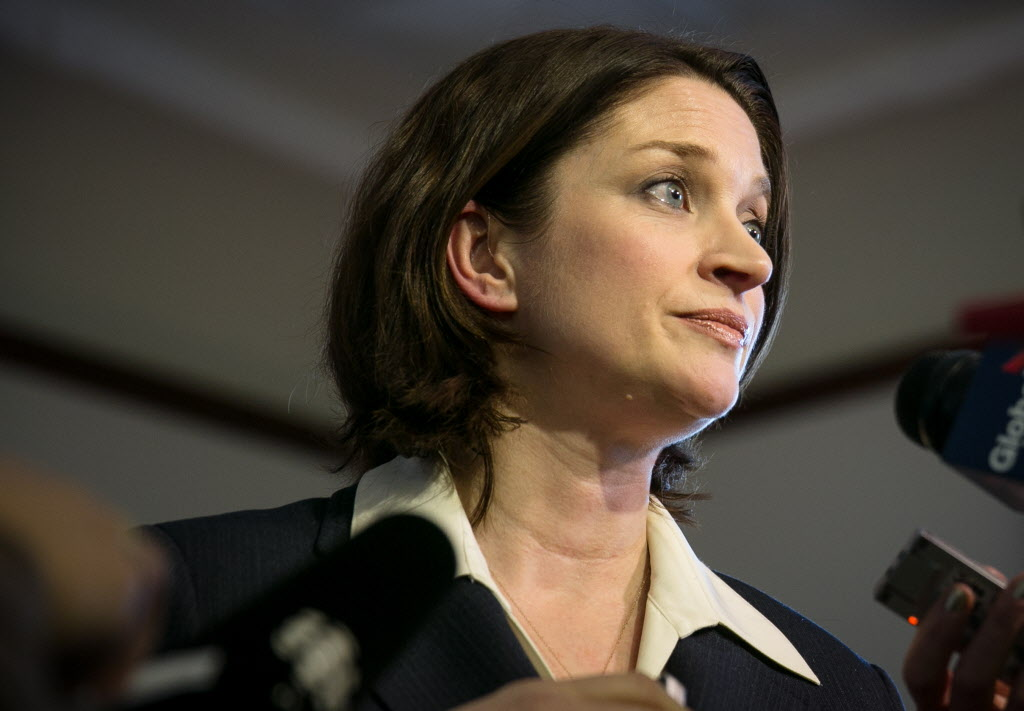 Former Health Minister Erin Selby may run for federal office in Saint Boniface—Saint Vital, but sources say she hasn't agreed. (Melissa Tait / Winnipeg Free Press files)