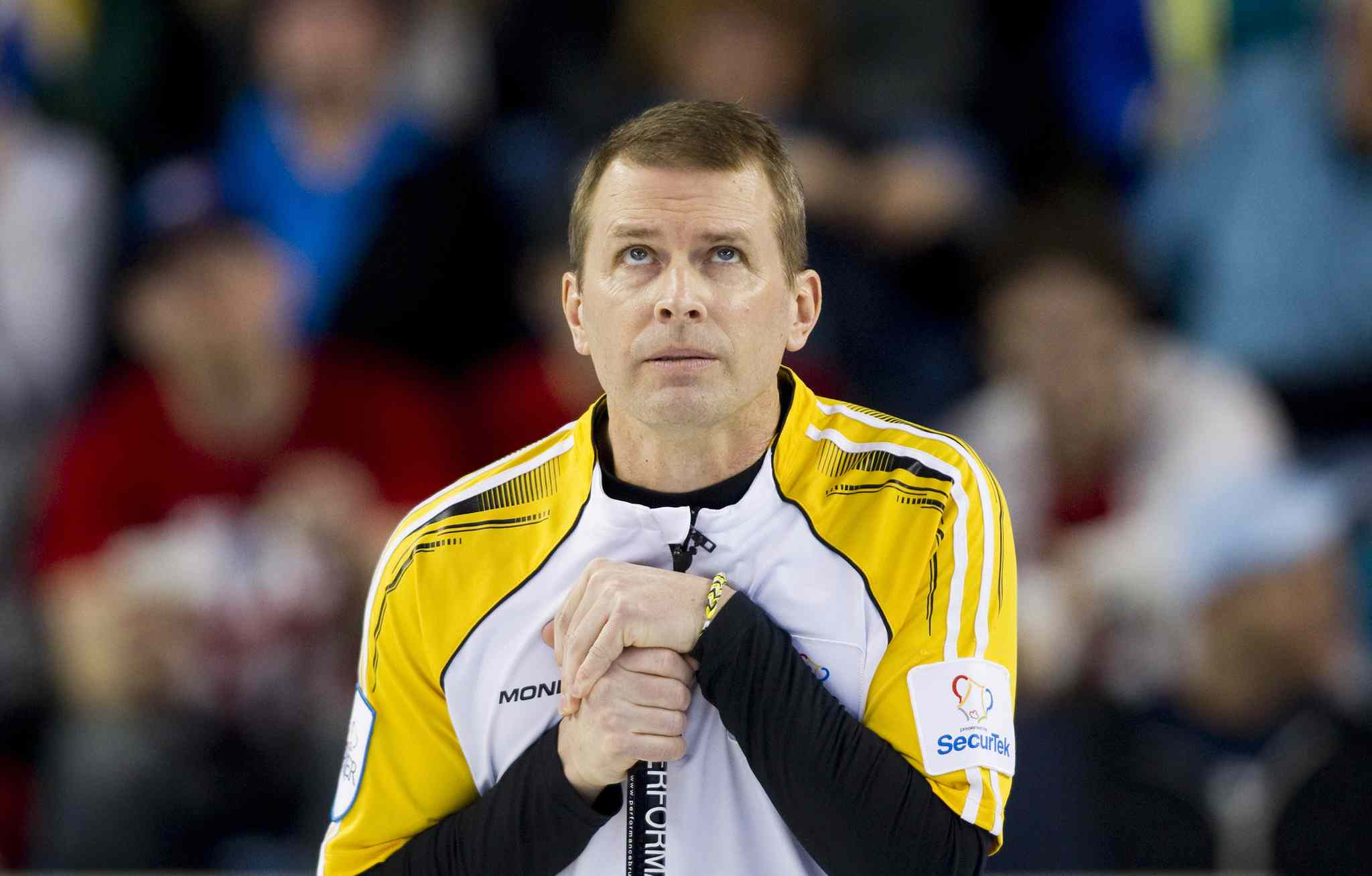 As Jeff Stoughton comes home with a bronze medal, his future is uncertain. But he's had a heck of a past: