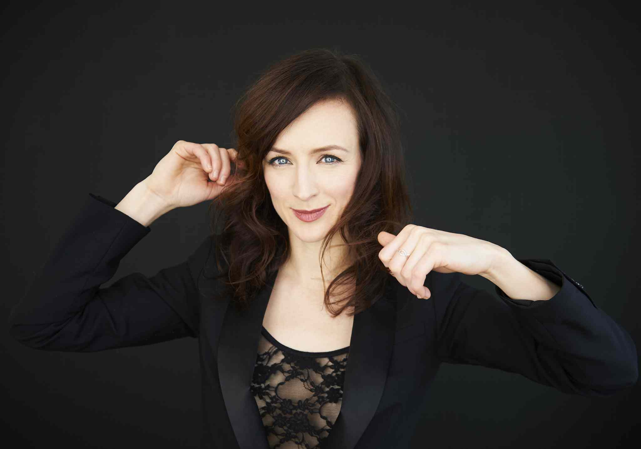 Sarah Slean's seventh studio recording is her first since 2010. (David Leyes photo)