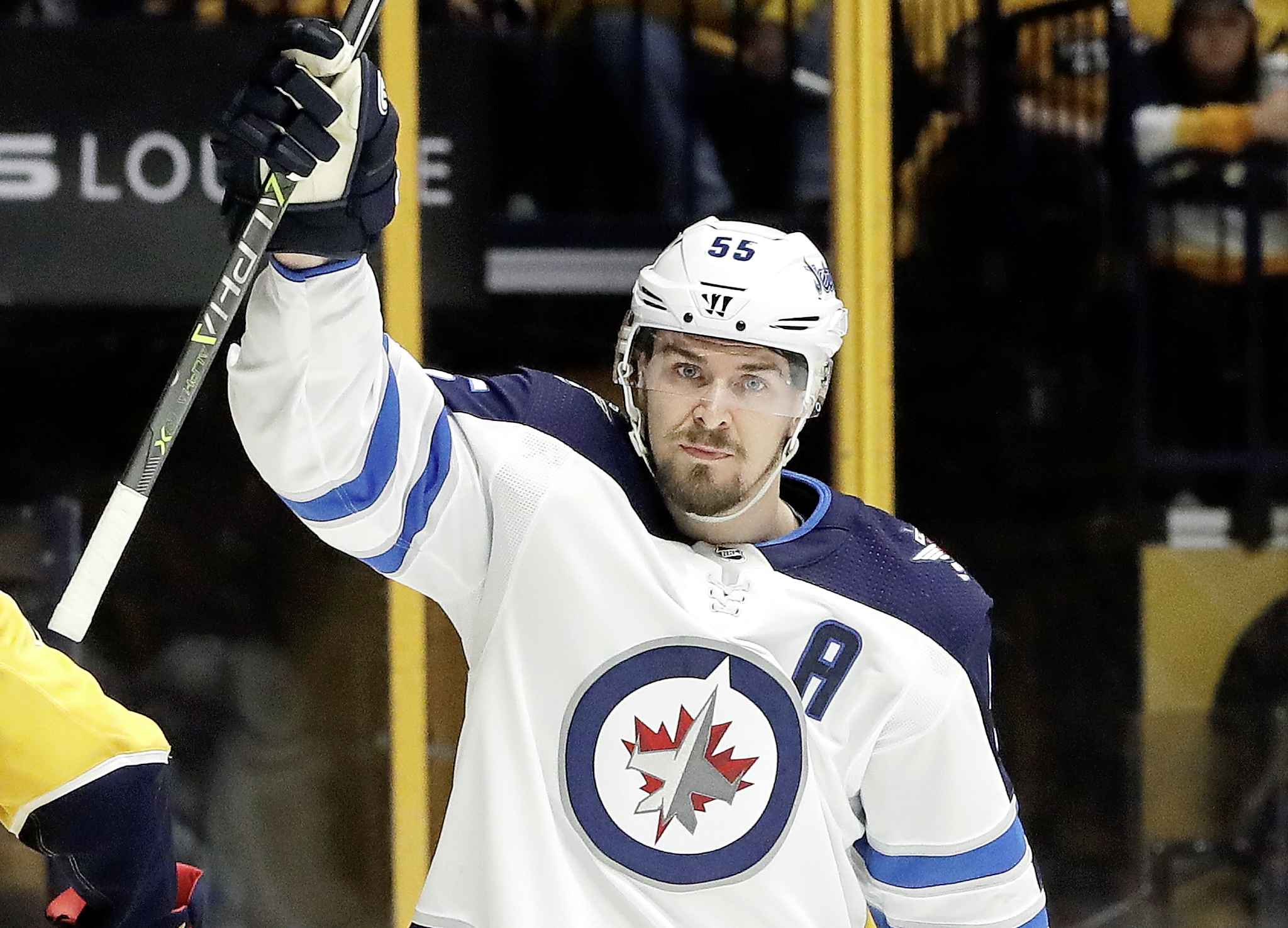 Winnipeg Jets center Mark Scheifele signed a team-friendly long-term deal for US$6M per season. Had he held out for a bridge deal, he'd probably be earning closer to US$9M a year figures Button.