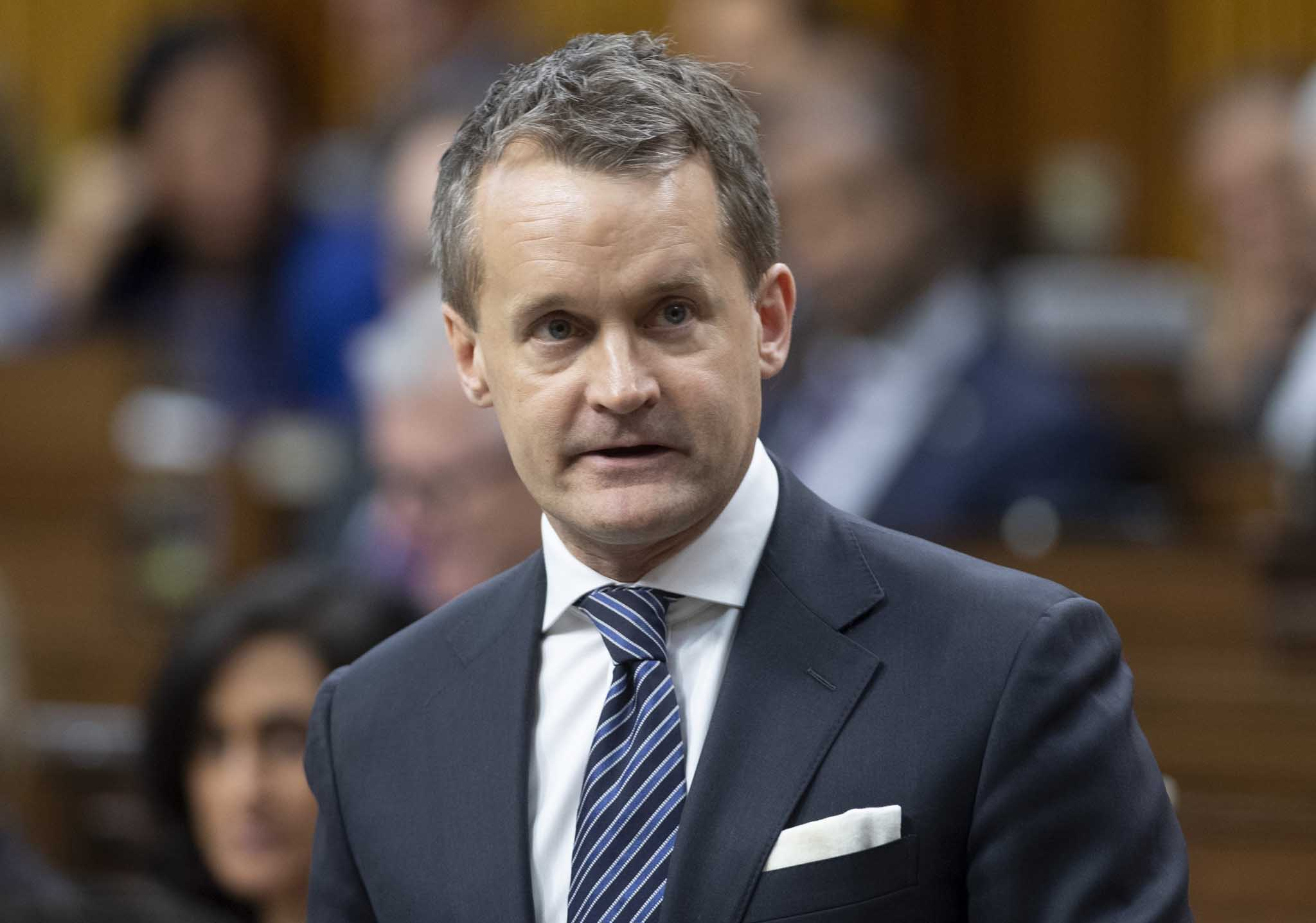 """It's a long-term play. But you look at 2050, you have to start planting now,"" Natural Resources Minister Seamus O'Regan said in December."