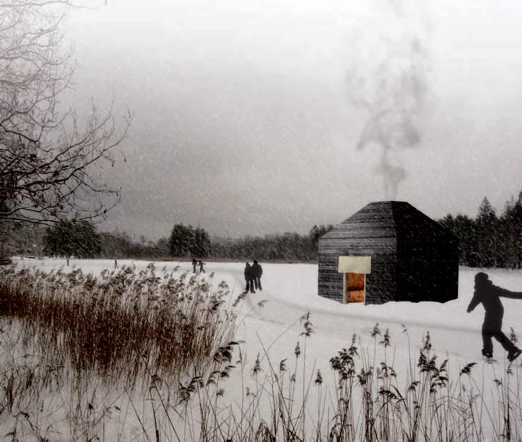 Smoke House (exterior) (Supplied)