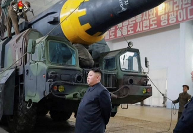 China calls for new talks with North Korea on nukes