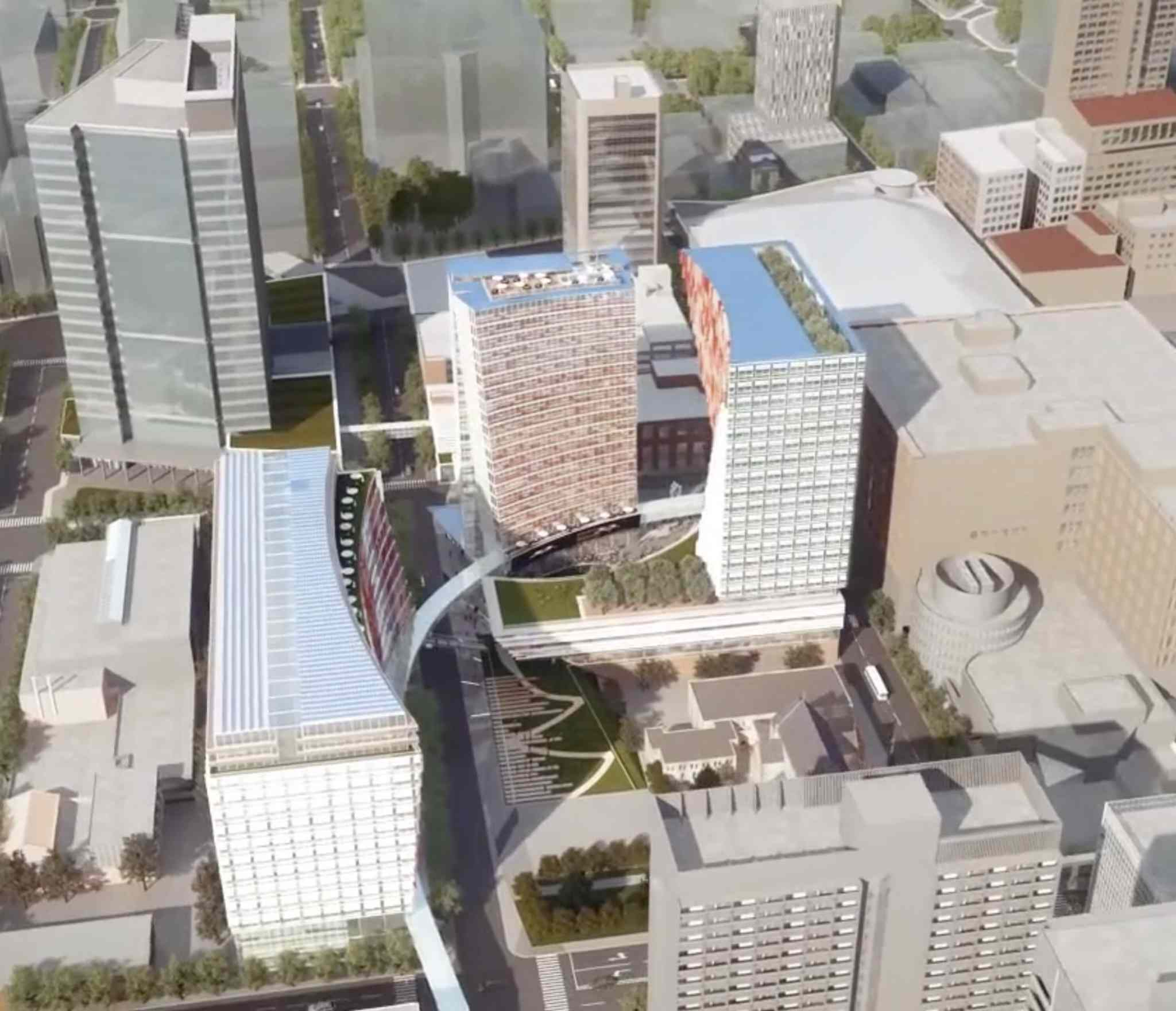 Proposed True North Square