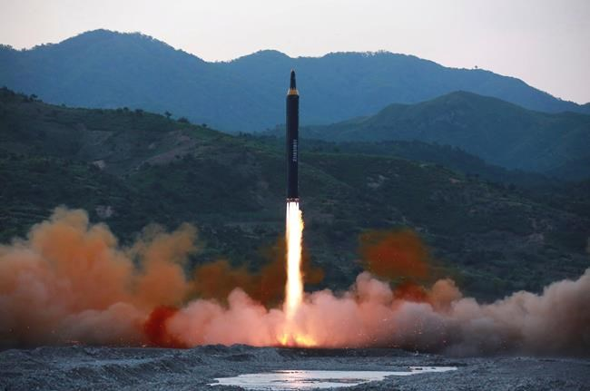 North Korea Celebrates Test Of New Long-Range Missile