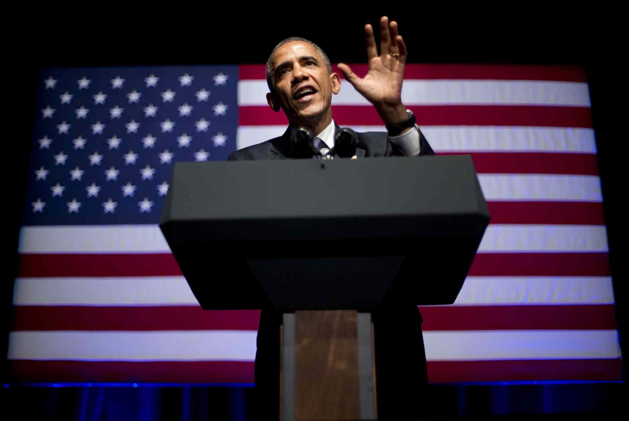 U.S. President Barack Obama may have to engage Iran diplomatically to address the situations in Iraq and Syria.