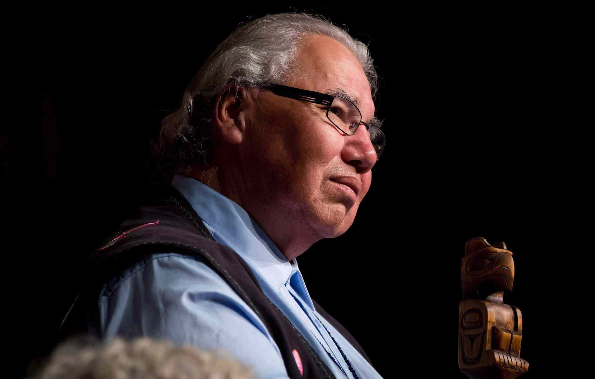 Truth and Reconciliation Commission Chair Justice Murray Sinclair.