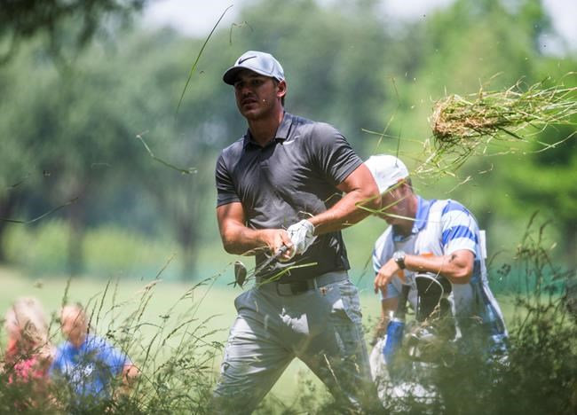 Day Makes His Move During Third Round of the Byron Nelson