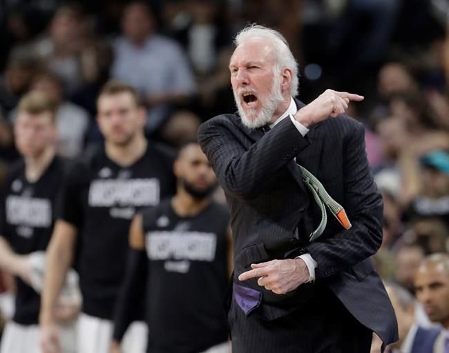 Reddit post claims Spurs coach Gregg Popovich left hefty tip at restaurant