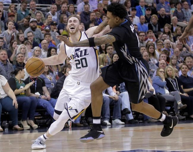 Rudy Gobert aims to return during the Western Conference Quarterfinals