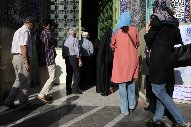 Iran: Rouhani wins second term in office