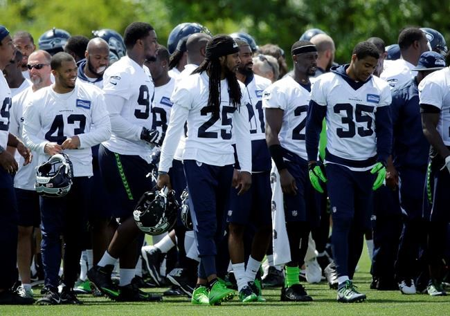 Seahawks move on without Kaepernick in the fold