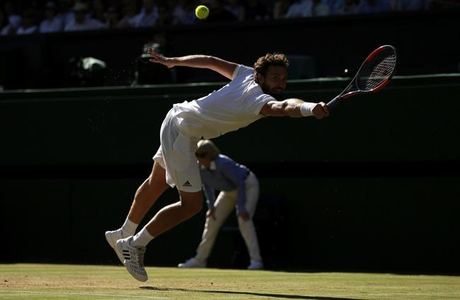 Wimbledon Day 8 | Djokovic fills last place in the quarter-finals