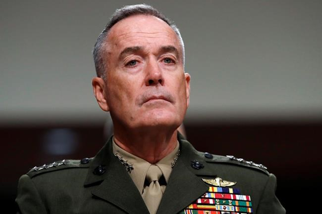 Military chiefs want 6-month hold on transgender enlistments