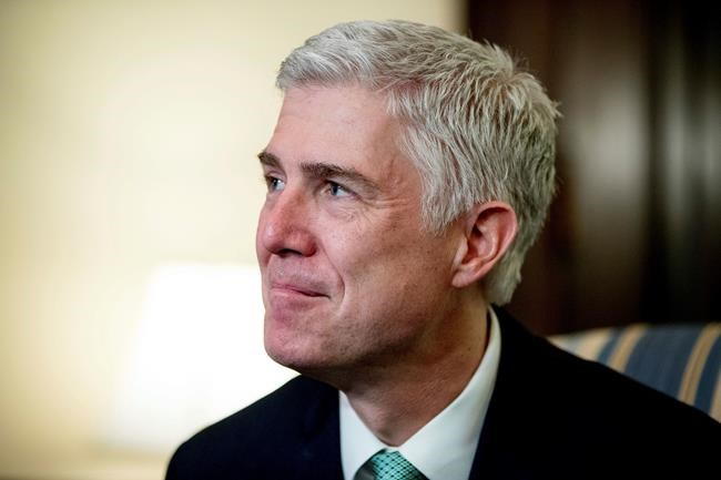 Neil Gorsuch Takes Seat on US Supreme Court