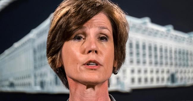 Sally Yates To Testify In Russia Hearing. Susan Rice? Not So Much