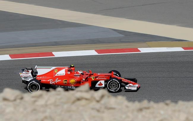 Vettel fastest, problems for Raikkonen in opening practice - FP1 Report