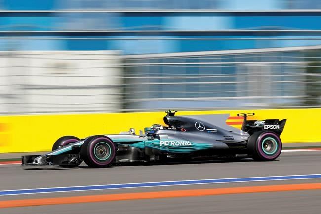 Lewis Hamilton: I can't explain my poor pace in Russian Federation