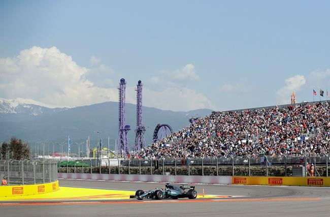 Bottas wins first ever F1 race