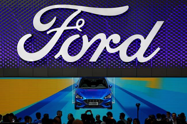 Trump urges Ford, Apple to manufacture in U.S. , not China