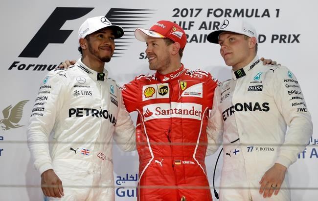 Ferrari, Mercedes about equal says Wolff